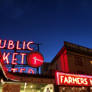 Pike Place Market Consultant Work